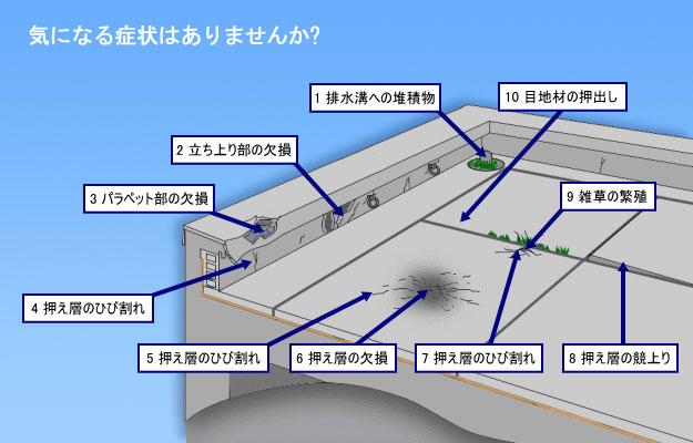 押さえ防水屋根図6